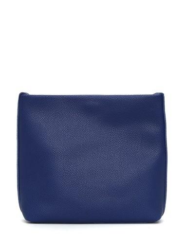 Compania Fantastica Messenger / Askılı Çanta Mavi